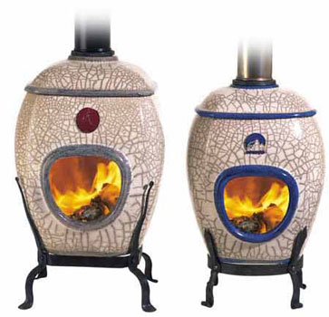 Earthfire firepot in 2 sizes