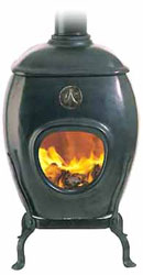 Matt Pewter Firepot