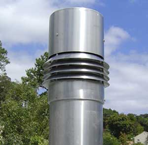 Stainless Steel Fan Housing